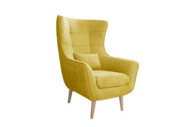 CANAS to wyjątkowo przytulny fotel