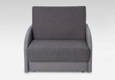 Amerykanka o szerokości 100cm, służąca też jako rozkładany fotel. Wykonana na sprężynach. Idealna do mniejszych pomieszczeń .